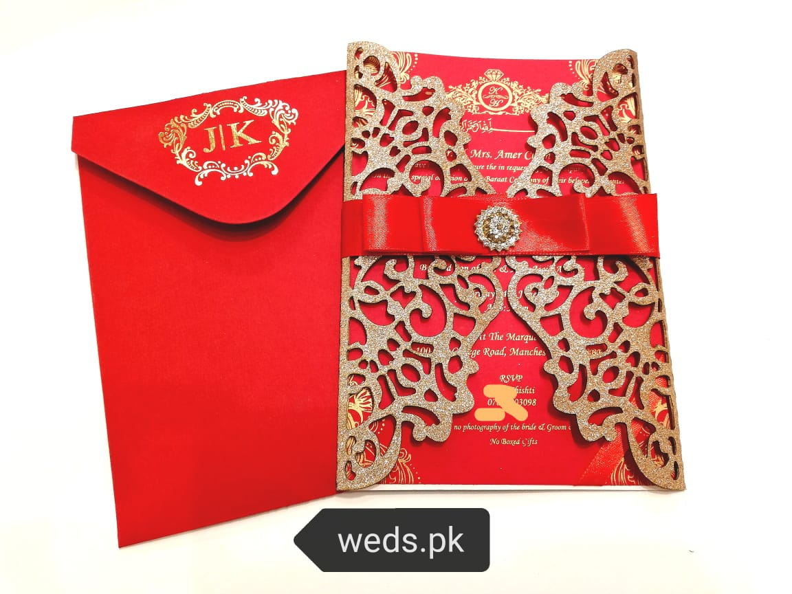 Wedding Cards Lahore
